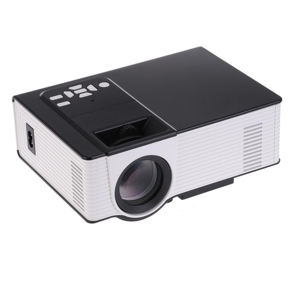 Mini 1080p Full Hd Led Projector Home Theater Cinema 3d: 3D LED Projector Full HD 1080P Android Portable Mini Video