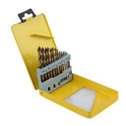 13 шт. PRECISION сверла набор в металлической коробке