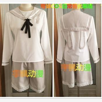 e8c5f3c04 Yosuganosora kasugano Sora gris marinero uniformes Cosplay traje envío  gratis