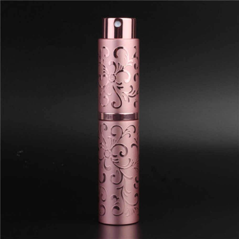 10ML Tragbare Spray Flasche Nachfüllbar Leere Parfüm Zerstäuber Spray Flaschen Reise Zubehör Duft Pumpe Kosmetische Container