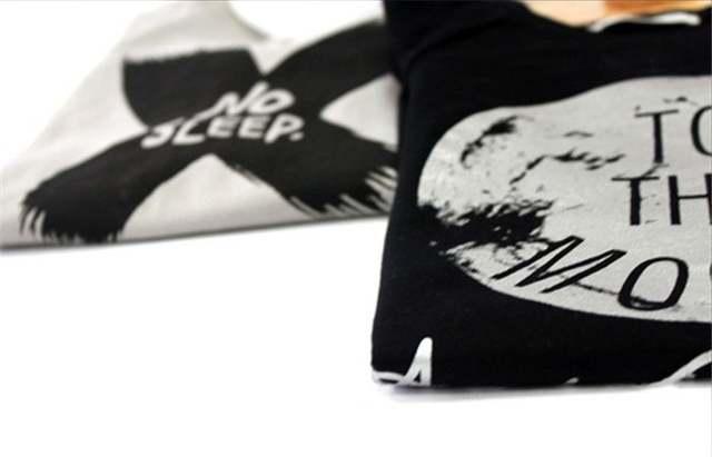 b9a2a89fe Online Shop Kids No Sleep Spring Jumper Baby Girls Boys XO Printed ...