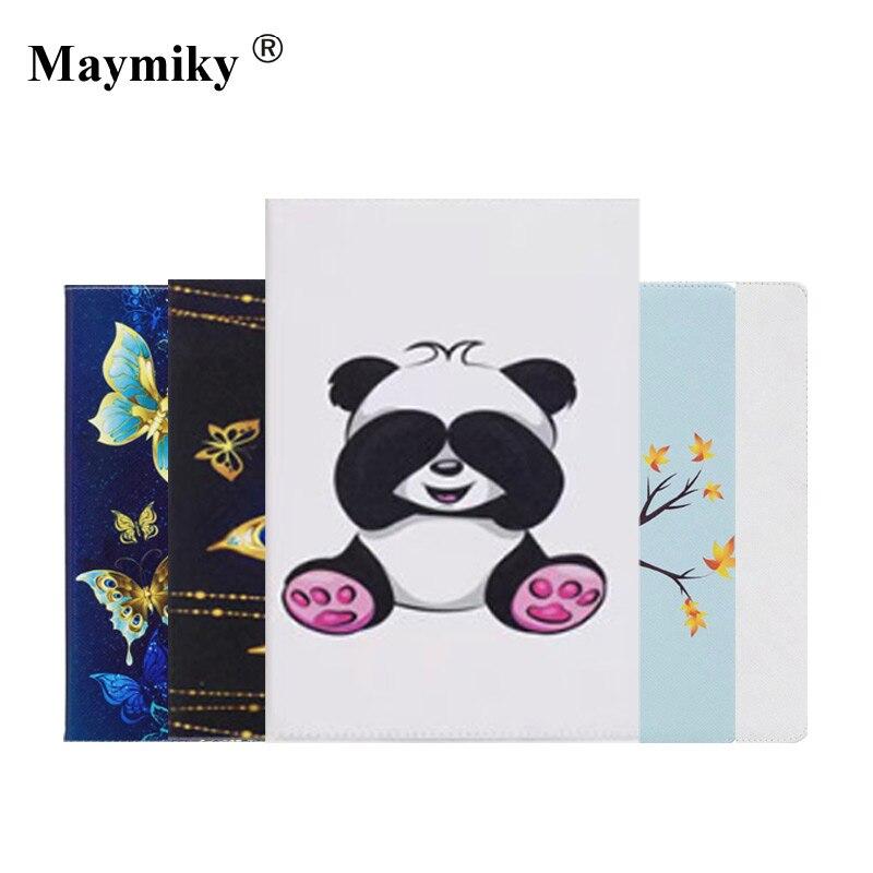SM-T550 moda Panda patrón caso para Samsung Galaxy Tab A 9,7 SM-T555 ...