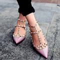 Spring Autumn shoes Woman Fashion Patent Leather Shoes Stylish With Double Straps Flat Shoes Party And Daily Flat Shoes