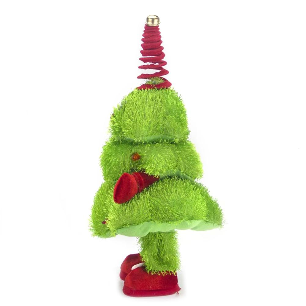 aliexpress com buy singing and dancing christmas tree moving