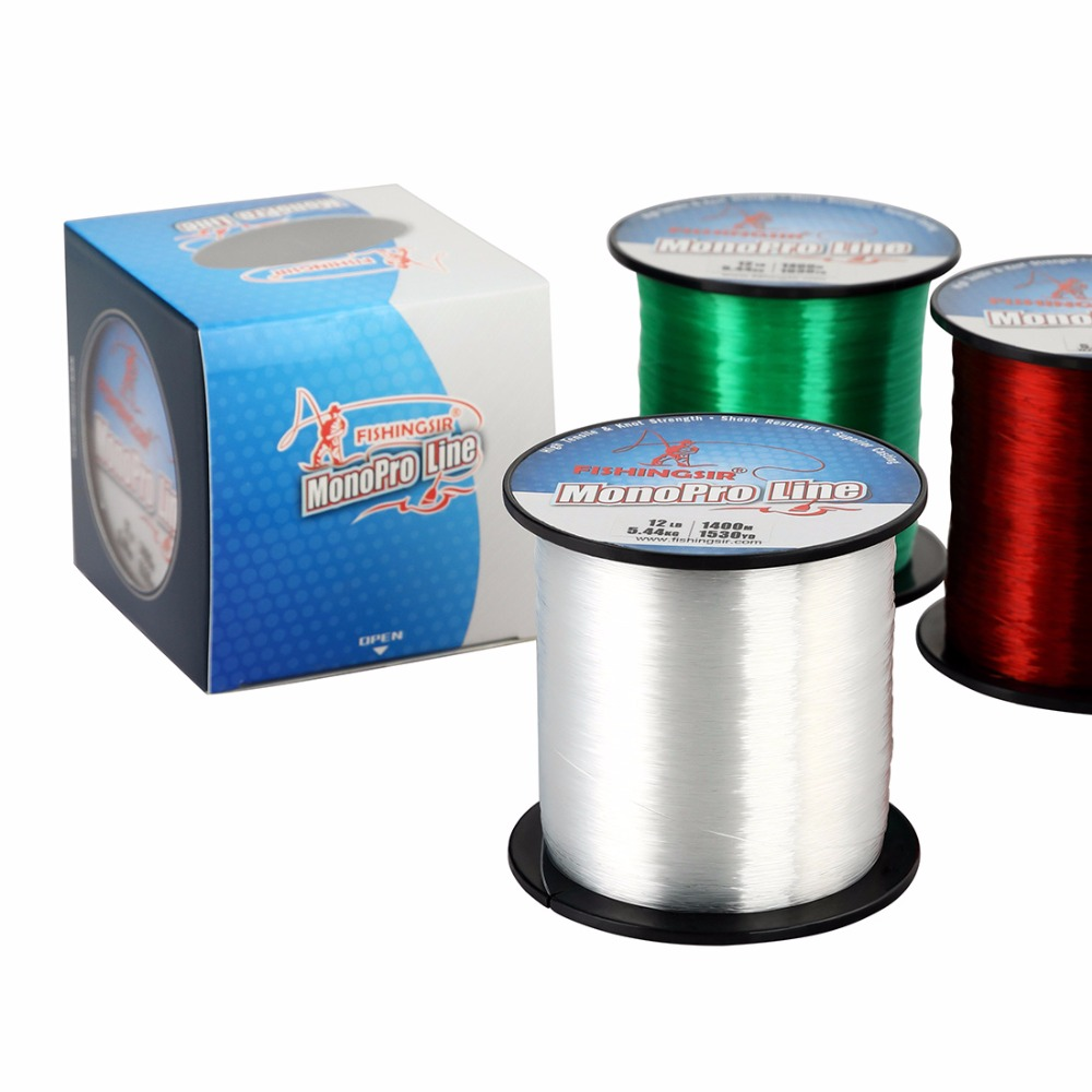 Winter Ice Super Strong Monofilament Nylon Fishing Line Durable Anti-Abrasion Wires Bass Carp Fishing Tackle Accessories ,4-80LB