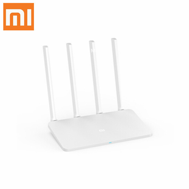 Original Xiaomi  3A WiFi Router 64MB 802.11ac Dual Band 2.4G/5GHz Routers Repetidor WiFi Extender  APP Control