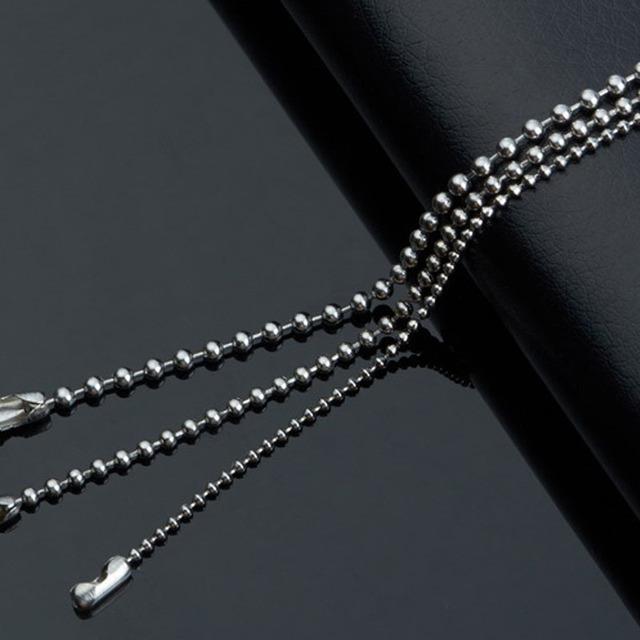 Printed Bullet Memorial Necklace