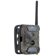 12MP HD Cyfrowy Harcerstwo Polowania Wildlife Trail Camera Pułapka 940nm IR LED Video Recorder Wodoodporne Night Vision Wildlife Kamery