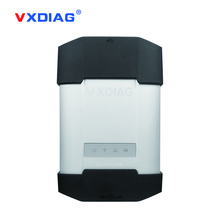 VXDIAG Professional Diagnostic Tool for Benz Powerful than SD C4 Work With Wireless For Mercedes Benz scanner