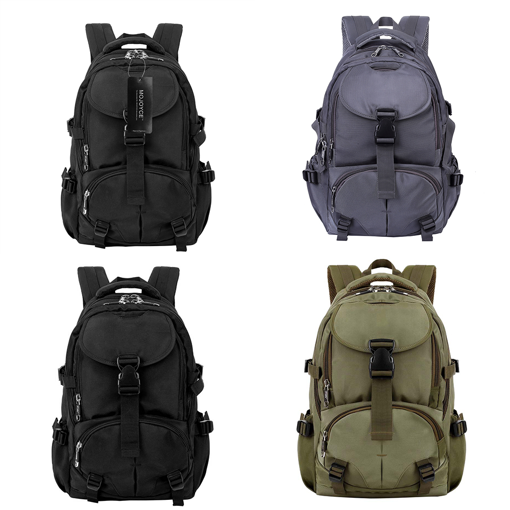 Unisex Waterproof Mountaineering Climbing Bags Camping Hiking Trekking Traveling Sport Tactical Backpack Outdoor Bag 4 Colors