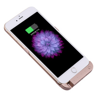 4200Mah New Portable External Battery Case For IPhone6 6S Plus Case Spare Battery Charger Case For