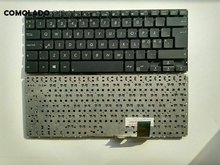 цена на ND Nordic keyboard For ASUS BU400 BU400V BU400A B400A B33E B23E E450CC E450 BX32VD BX32 Top Cover Palmrest ND Layout
