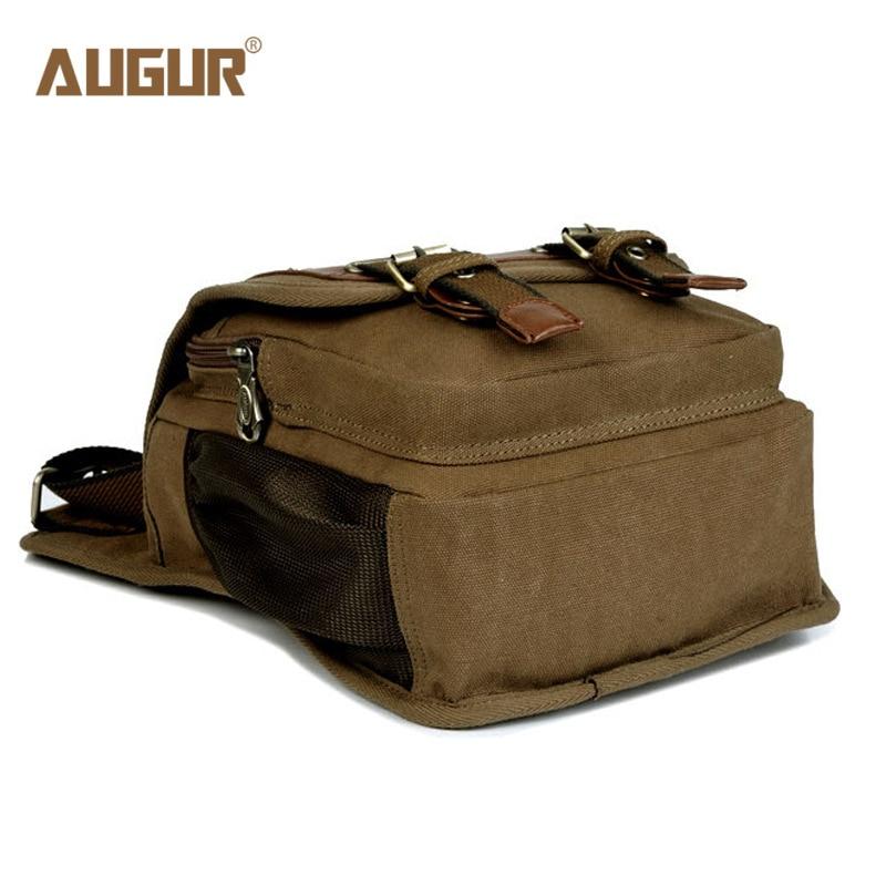Vintage midja pack män kvinnor ben väska lår bum väskor resor - Bälten väskor - Foto 4