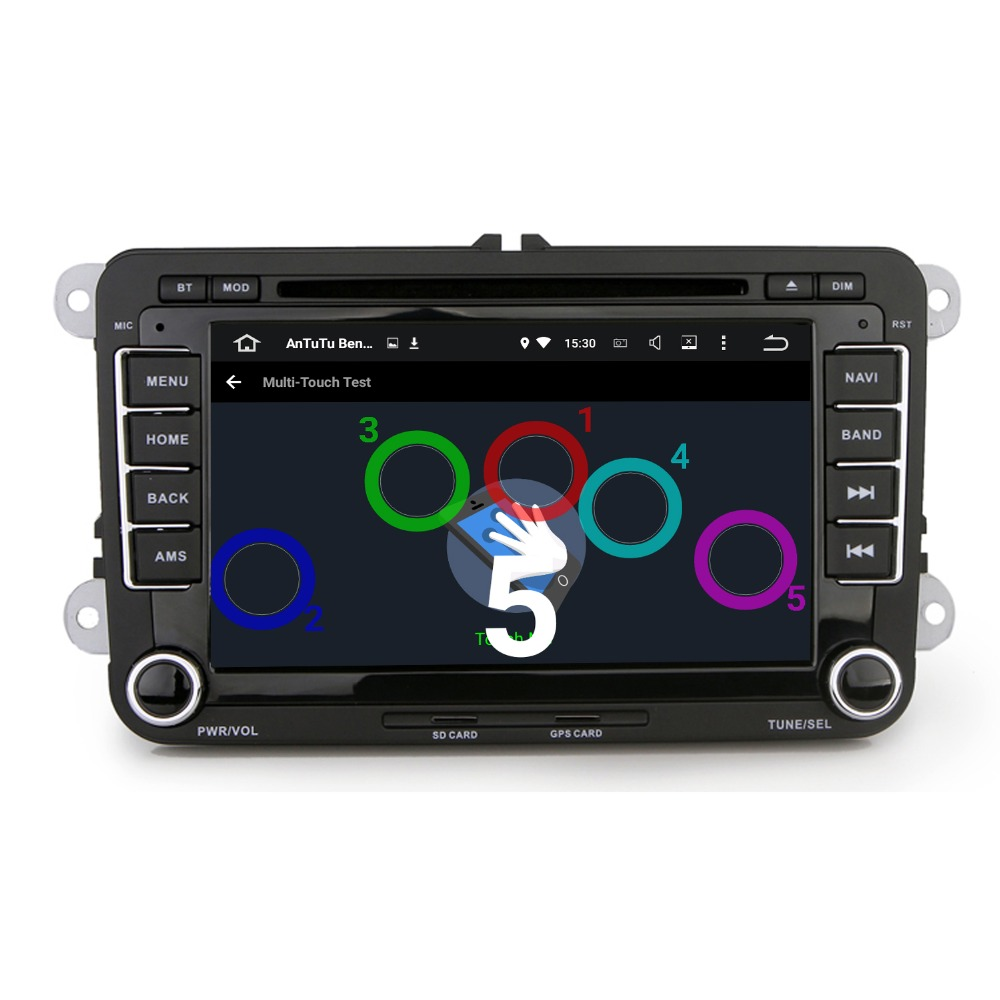 2 din android 5 1 car gps navi head unit for seat leon. Black Bedroom Furniture Sets. Home Design Ideas