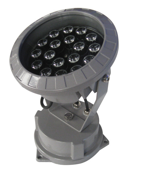 Free shipping !! Waterproof,good quality,high power 18W,led outdoor spotlight, Edison Chip,2-year warranty,110-250VAC,DS-T36-18W free shipping by dhl high power 9w led projector light outdoor led spotlight 110v 250vac ds 06 20 9w 2 year warranty