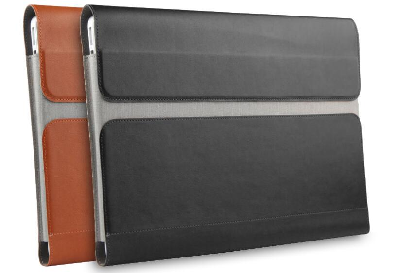 Laptop Case Cover For Lenovo Yoga 5 / 6 Pro/Yoga 4 Pro/Yoga A12 PU Leather Protective Skin Notebook Sleeve For Yoga 910 900 920