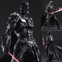 Play Arts Kai Star Wars Darth Vader PVC Action Figure Collectible Model Toy 27 5cm