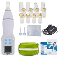Diamond Dermabrasion Vacuum Blackhead Remover Grease Dirt Pore Cleaner Acne Extractor Skin Peeling Suction Beauty Machine