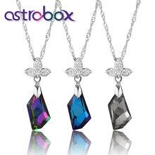 Glass Crystal Skew Diamond  Pendant Setting Rhinestones Necklace Women Glitter Pendants Rhinestone Decoration for Cloth