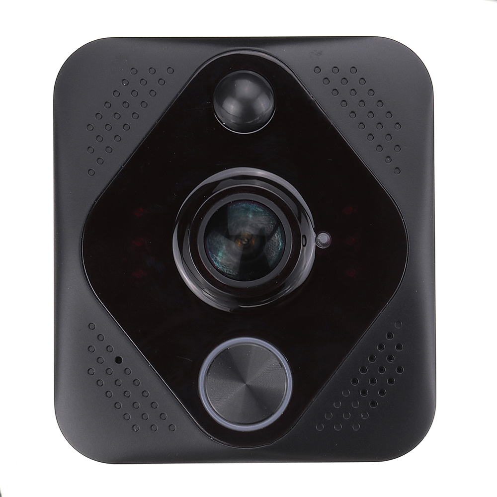 X6 1080P HD 180 Degree Wifi Wireless Smart Home Video Doorbell Support Cloud Storage Security Video Door Bell Alarm