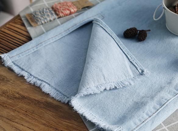 Mujeres Rasgado Verano Mujer Blue Cintura denim Pantalones Alta Moda Light Blue Vaqueros Estilo Para Diseñador Longitud Pierna Ancho Europeo Polo La Denim De XYRSqUInW