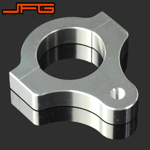 Image 2 - Steering Damper Stabilizer Clamp Mounting Adapter Bracket 30 31 32 33 35 36 37 38 39 40 41 43 45 46 47 48 49 50 52 53 54 60 MM