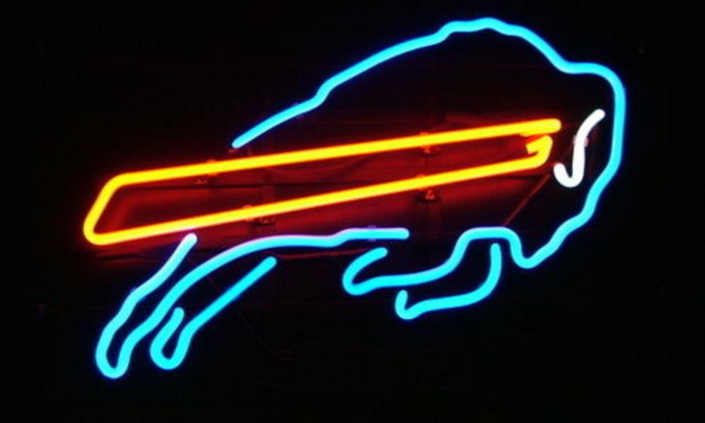 Business Custom NEON SIGN board For Football LED Buffalo ...