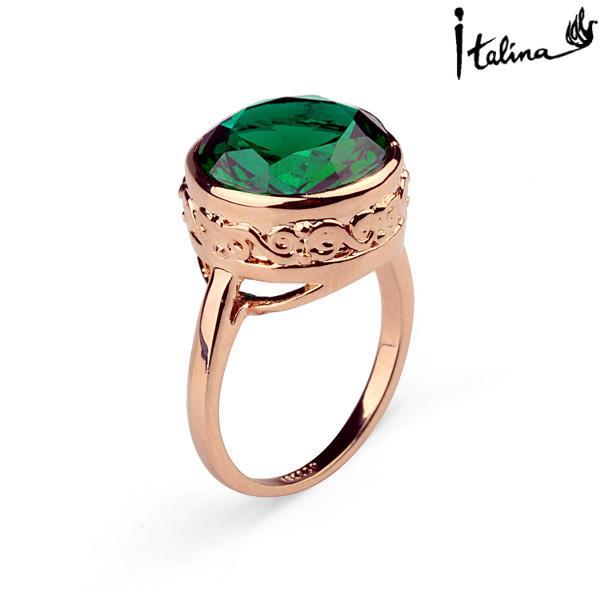 61851859e Brand TongKwok Red Apple Crystal Ring For Women Austrian Crystal  Stellux#RG95832