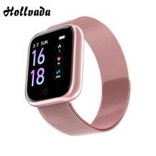 Смарт-часы VS Q9 Y6 Pro P68 P70, водонепроницаемые часы-браслет, фитнес-трекер, монитор сердечного ритма, мужские и женские Смарт-часы