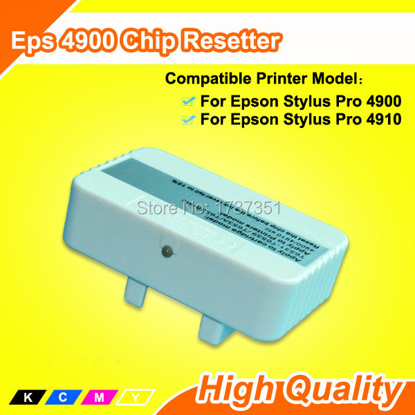 T6531 ~ T6539 / T653A / T653B Reset Chip For Epson 4910 Chip Resetter