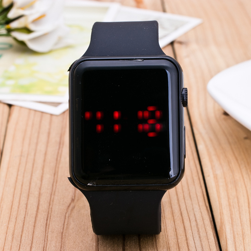Luxury Brand Mens Sports Watches Digital LED Military Watch Women Fashion Casual Children Electronics Wristwatches Hot Clock