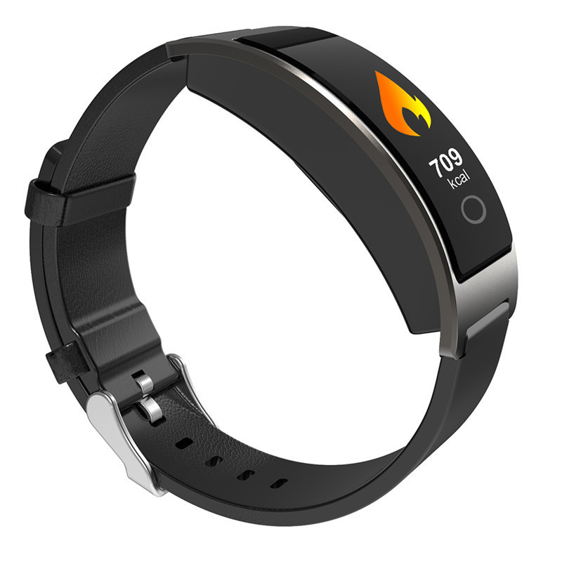 Sport Fitness Bracelet Smartband Heart Rate Blood Pressure Blood Oxygen Sleep Monitoring Watch Steps Counting Smart Bracelet