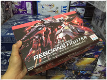 New Gundam Model HG 1:144 Scale Mobile Fighter Reborns CB-OOOOG/C Suit Kids Toys Included in Base