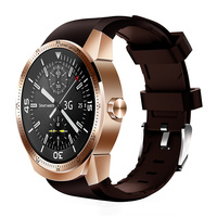 K98H Men S Smart Watch Heart Rate Monitoring Ultra Thin Disc Support Network Download Real Time