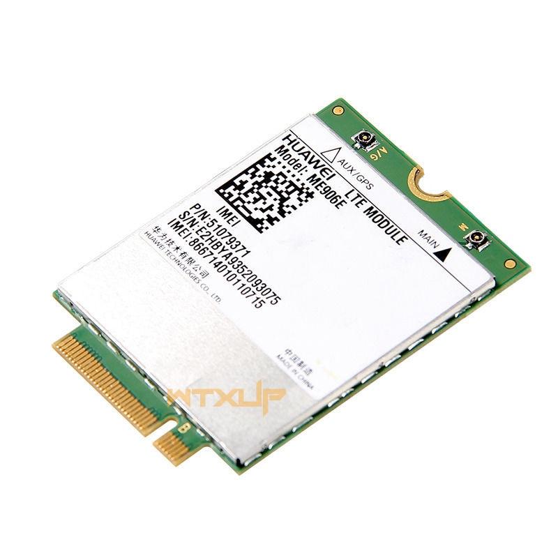 Unlocked HUAWEI ME906E NGFF LTE//HSPA GPS WCDMA+GPRS 3G 4G WWAN Module Card
