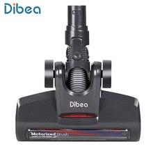 Cabezal de limpieza profesional para aspiradora Dibea D18, cabezal de limpieza de repuesto Dibea D18, accesorios para aspiradoras