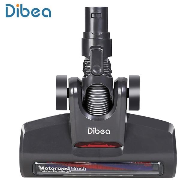 Dibea D18 진공 청소기 교체 청소 헤드 용 전문 청소 헤드 Dibea D18 진공 청소기 액세서리