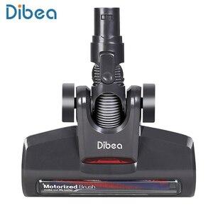 Image 1 - Professionelle Reinigung Kopf für Dibea D18 Staubsauger Ersatz Reinigung Kopf Dibea D18 Staubsauger Zubehör