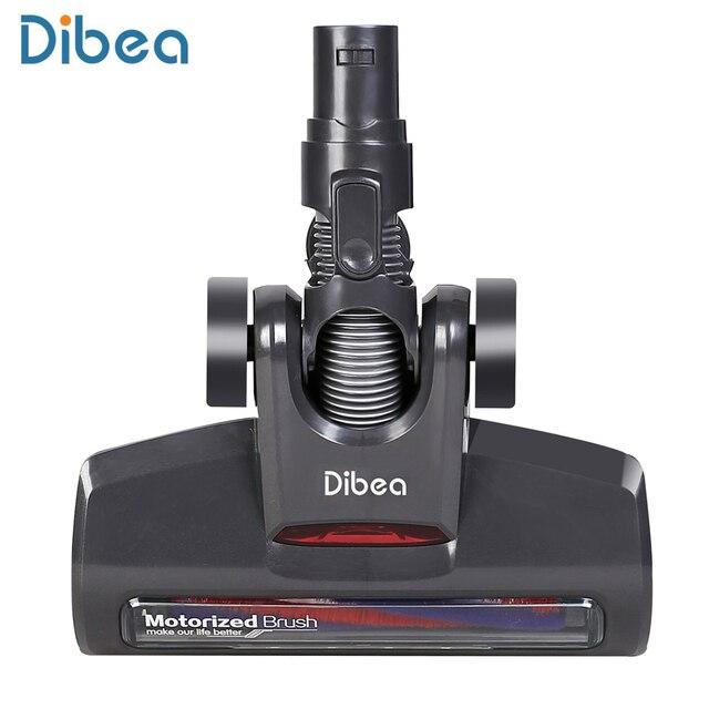 Professionelle Reinigung Kopf für Dibea D18 Staubsauger Ersatz Reinigung Kopf Dibea D18 Staubsauger Zubehör