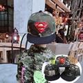 Camouflage letter Kids Snapback Hat Snap Back Cap Hip Hop Cap High Quality Snapback Cap Fashion gorras planas for children