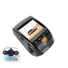 New 2.4 Car Camera Dual Lens Mini Video Recorder Full HD 1080P Novatek 96655 Car DVR WDR Night Vision Dash Cam Auto Black Box bigbigroad for dodge caliber journey ram charger caravan car wifi mini dvr video recorder dash cam novatek 96655 car black box