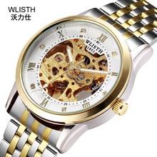 American personality waterproof watch Fashion ultra-thin steel belt quartz simple business luminous trend 32