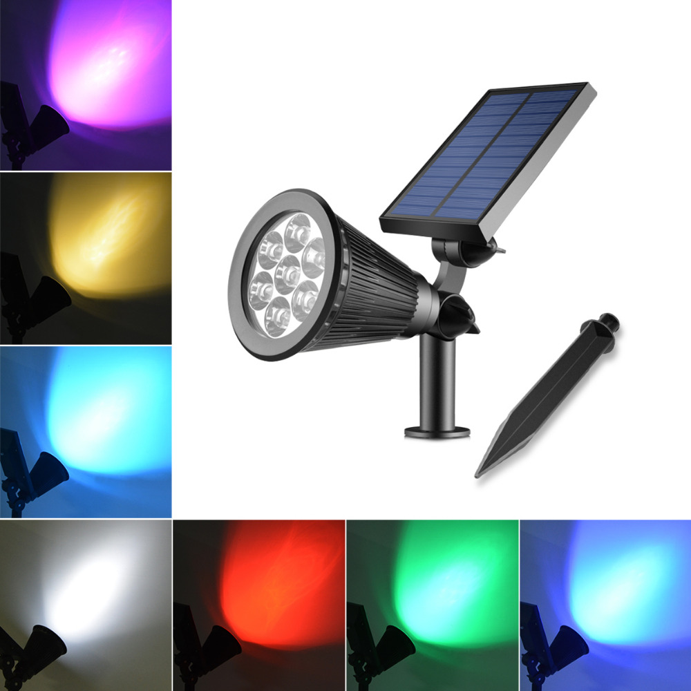 Buy solar power led solar light outdoor - Decorative garden lights solar powered ...