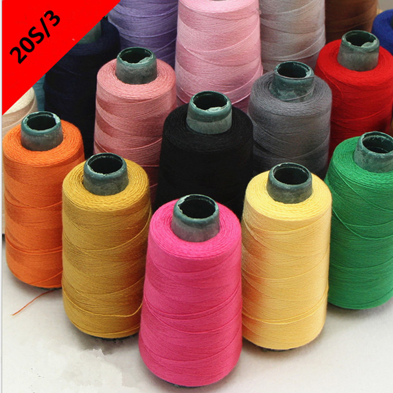 20S / 3 1400 Yard Shigh Speed ​​Sewing Thread För Hadmade And Machine
