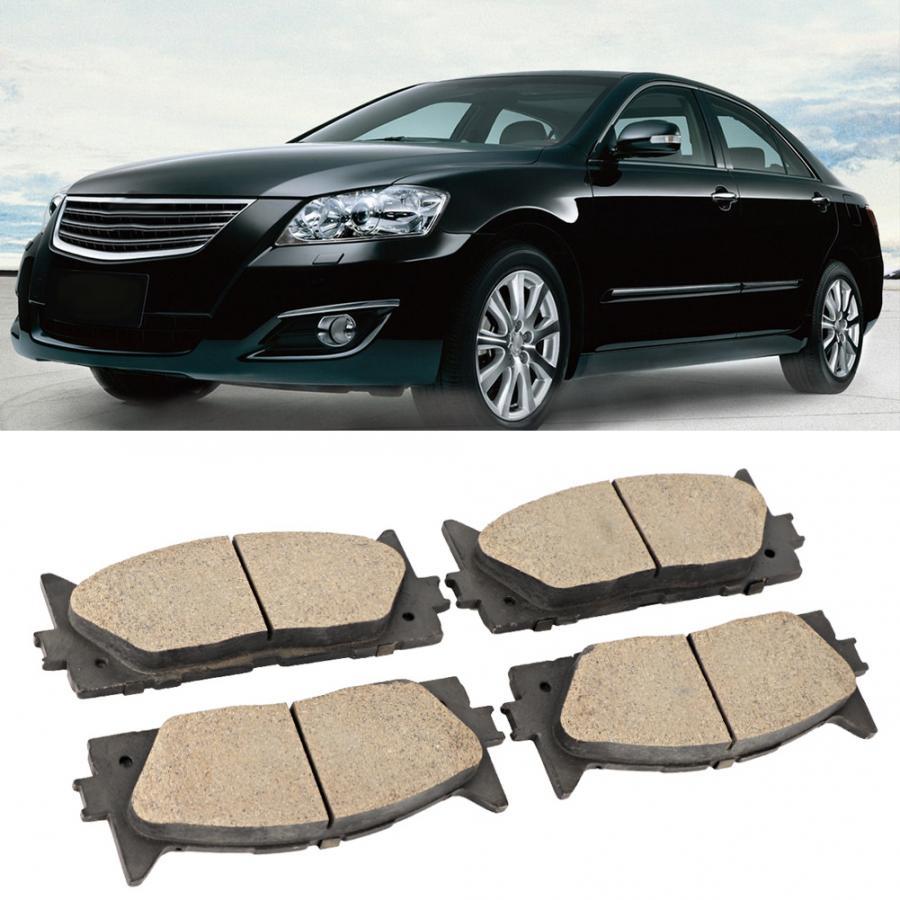 2 pièces Voiture Auto Céramique Plaquettes De Frein Avant D1293 Convient pour Toyota Camry Accessoires De Moto