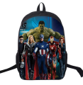 16 Inch Spiderman Children School Bags For Boys Orthopedic Backpacks Child Boy Book Bag Satchel Knapsack Mochila