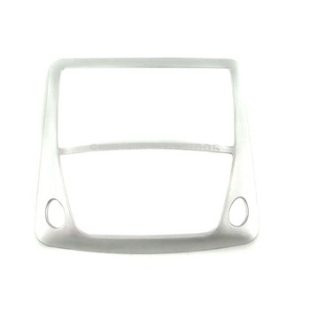 Voor Nissan Sylphy 2016 2017 2018 ABS Front Hoofd Leeslampjes Lamp Cover Interieur Leeslamp Frame Sticker Auto Accessoire