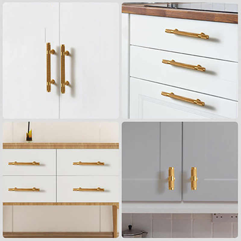 Knurled Simple Kitchen Cabinet S