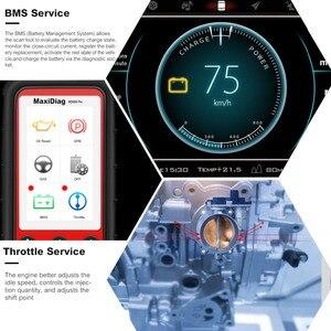 Image 4 - Autel MaxiDiag MD808 Pro OBD2 Auto Scanner Diagnostic Tool OBD 2 Car Diagnostic Scanner Eobd Automotivo Automotive Scan Tools