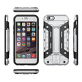 Nuevo caso del defensor híbrido armor tough funda delgada para apple iphone 5 5S 6 6 s plus teléfono back covers para iphone 7 plus